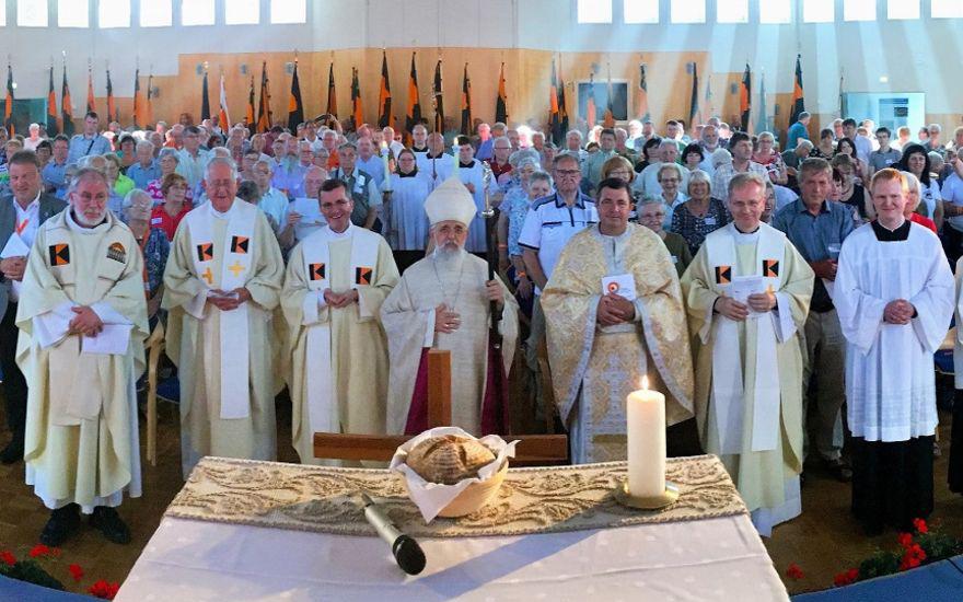 Fest der Darstellung des Herrn (Lichtmess) @ St.Franziskus