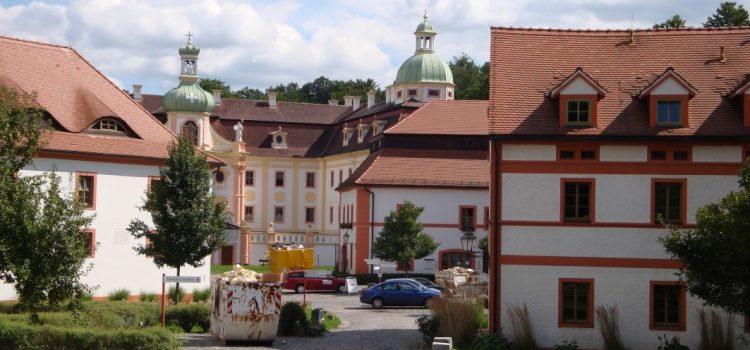 Fluthilfe im Kloster St. Marienthal