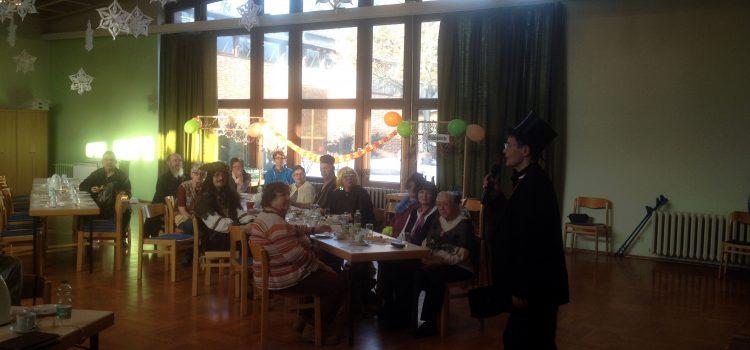 Ökumenischer Seniorenfasching 2017